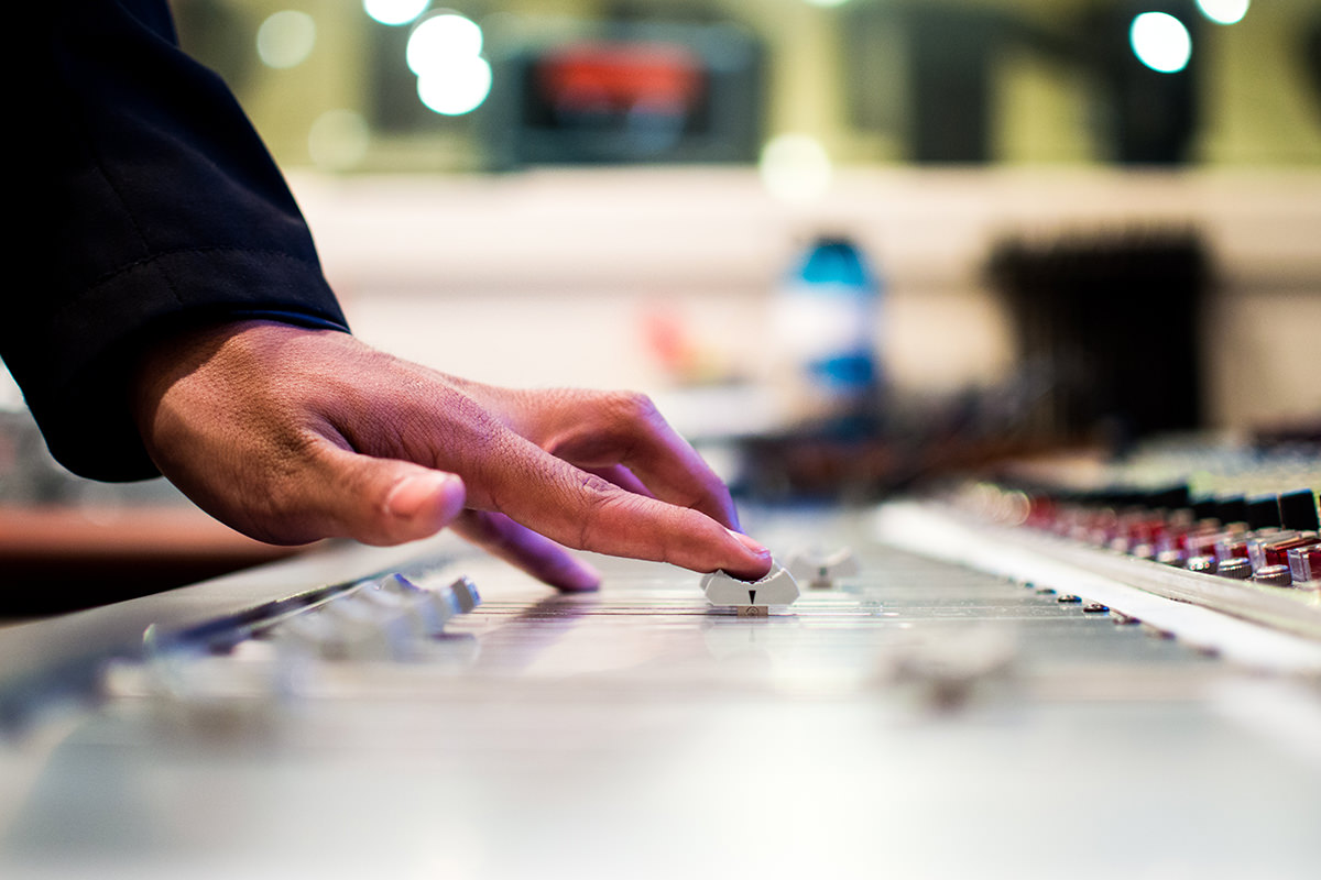 How technology changed the audio industry