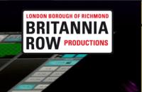 Britannia row Sound Designer