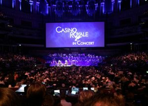 Casino Royale Live Sound designer
