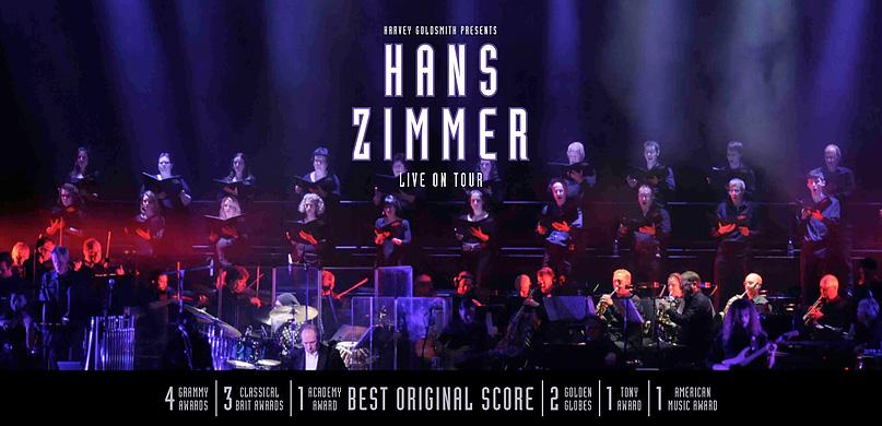 Hans Zimmer Eurpoean Tour FOH Engineer