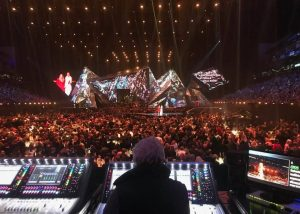 Brit Awards Live Sound Designer and FOH Engineer