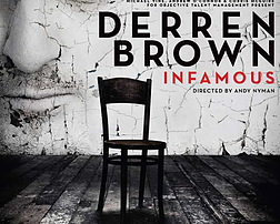 Derren Brown Infamous Sound designer