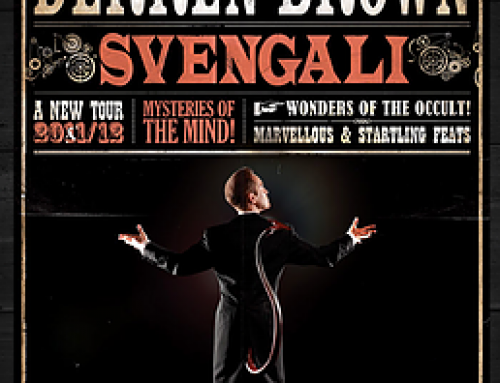 Derren Brown Svengali