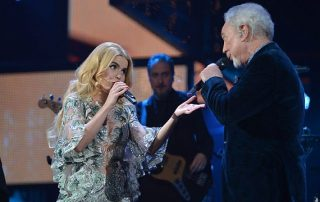 Paloma Faith & Tom Jones Sound Designer