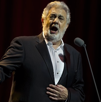 Placido Domingo FOH Sound Engineer