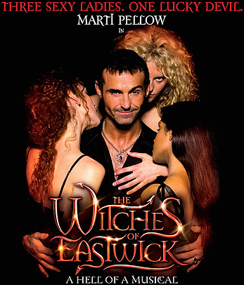 Witches of Eastwick Sound Designer